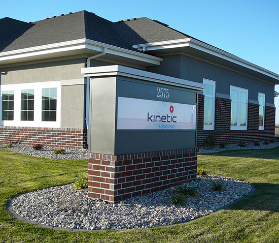 new Kinetic Lease facility